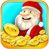 Download Christmas Gift Coin Dozer Game APK to PC