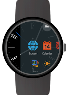 Launcher for Android Wear Screenshot