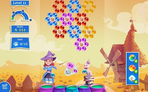 Bubble Witch 2 Saga APK for Nokia