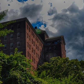 Pilgrim State Psychiatric Hospital by Lorraine D.  Heaney - Buildings & Architecture Decaying & Abandoned