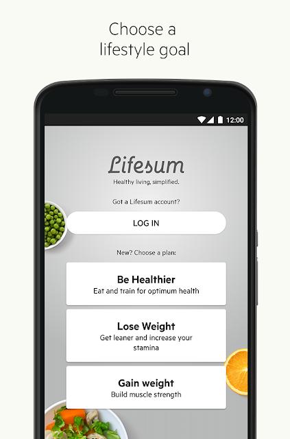 Lifesum - The Health Movement screenshots