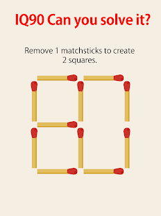 MATCHSTICK - matchstick puzzle game Screenshot