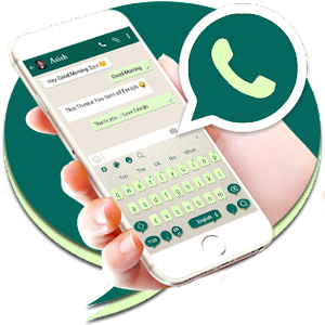 Keyboard Theme for Whatsapp