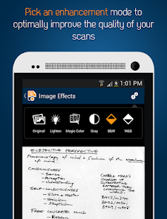 Docufy - PDF Scanner App Screenshot