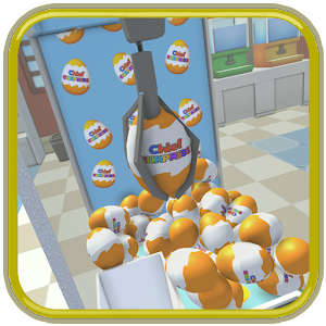 Surprise Eggs Claw Machine For PC (Windows & MAC)