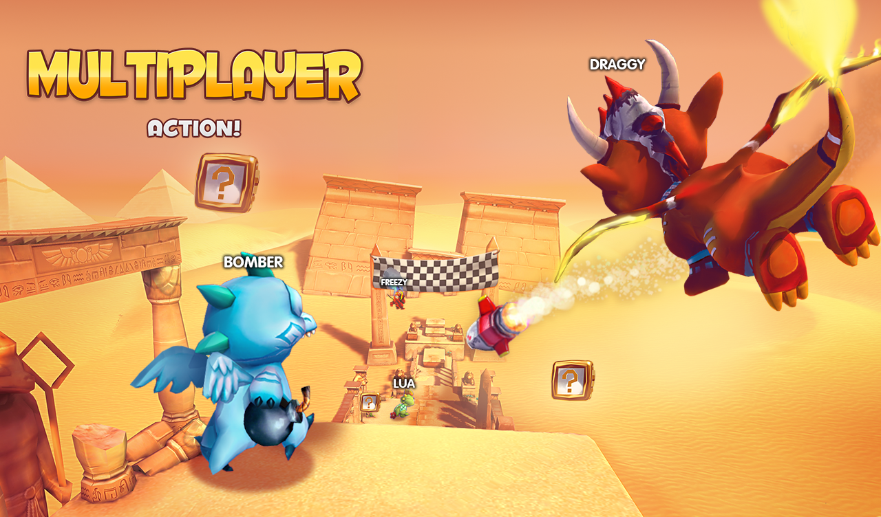 Dragon Land Screenshot 10