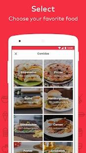App PedidosYa - Food Delivery apk for kindle fire