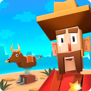 Blocky Bronco Online PC (Windows / MAC)