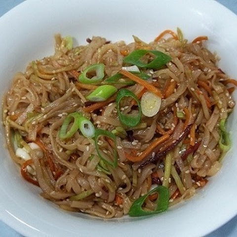Asian Sesame Noodles