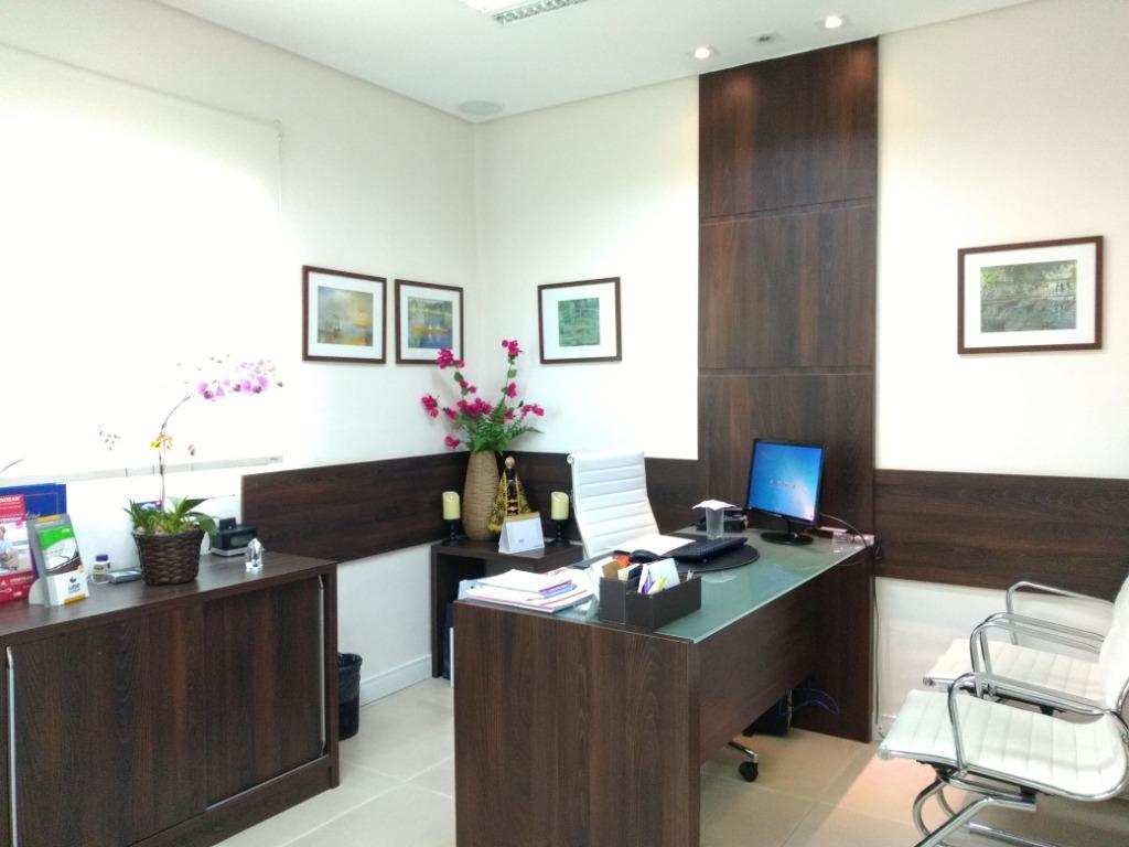 Sala para alugar, 34 m² por R$ 2.500/mês - Cambuí - Campinas/SP