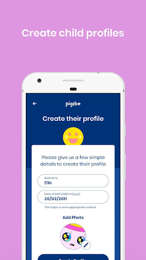 Pigzbe screenshot 5
