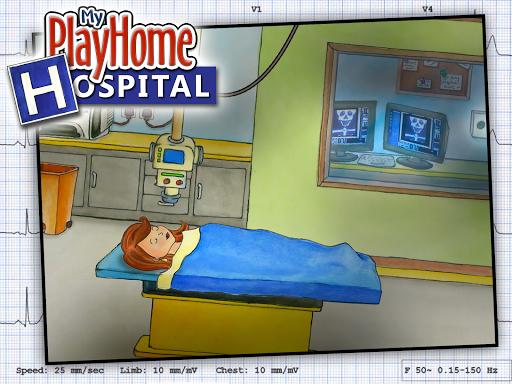 My PlayHome Hospital - screenshot