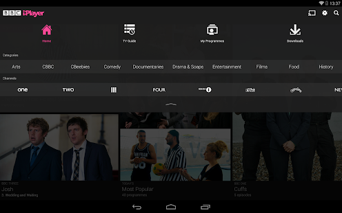 Free Download BBC iPlayer APK for Samsung