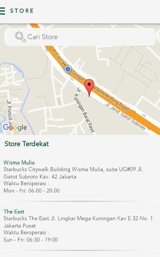 Starbucks Indonesia screenshot 5