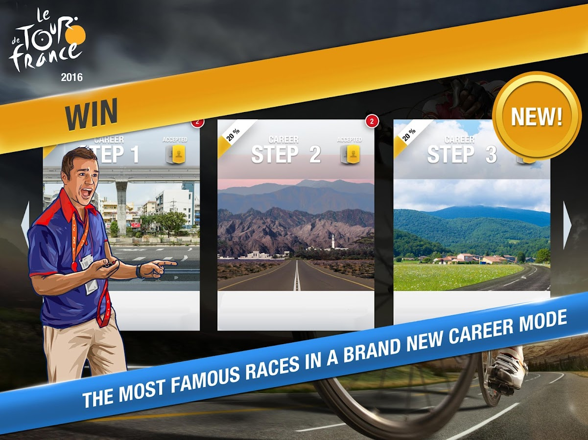 Tour de France 2016 - The Game Screenshot 6