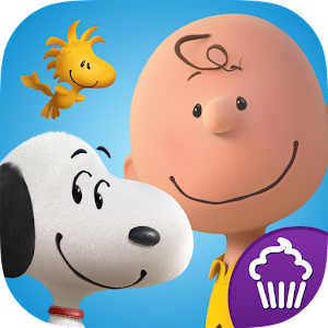 Cover art THE PEANUTS MOVIE OFFICIAL APP