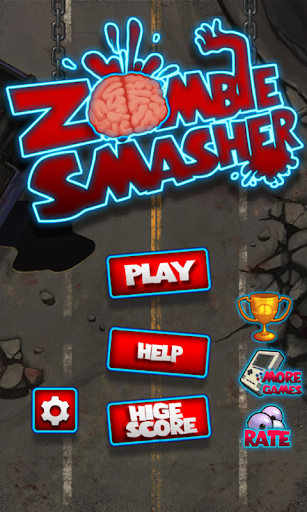 Zombie Smasher screenshot 3