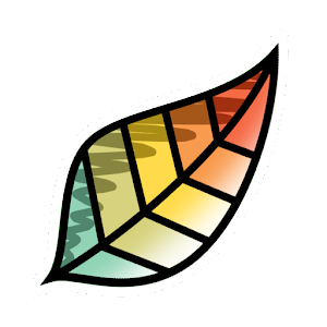 Pigment - Coloring Book Icon