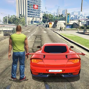Grand Gangster - Auto Theft Online PC (Windows / MAC)
