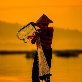 PREPARE FOR FISHING by Aad S. Ahmad - People Professional People