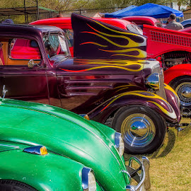 0735-TA-0629-05-16 by Fred Herring - Transportation Automobiles
