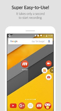 Mobizen Screen Recorder APK screenshot thumbnail 3
