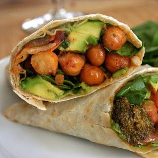 Vegetarian Chickpea Burrito Recipes