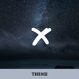 Material Space Theme