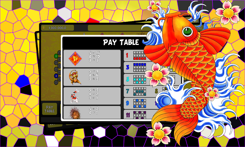 Chinese New Year fa fa fa slot APK