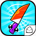 Free Download Knife Evolution - Flipping Idle Game Challenge APK for Samsung