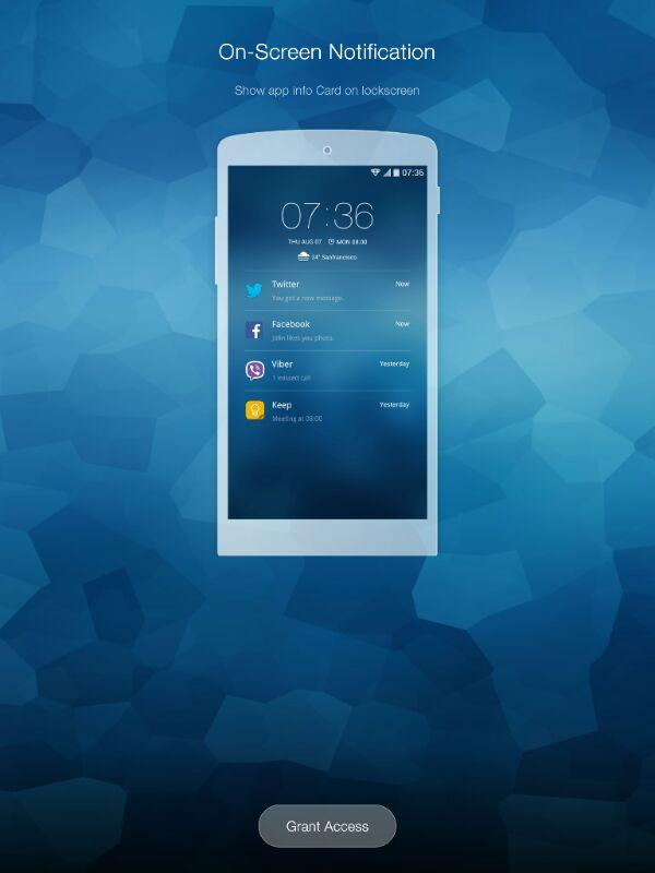 GO Locker - theme & wallpaper Screenshot 8