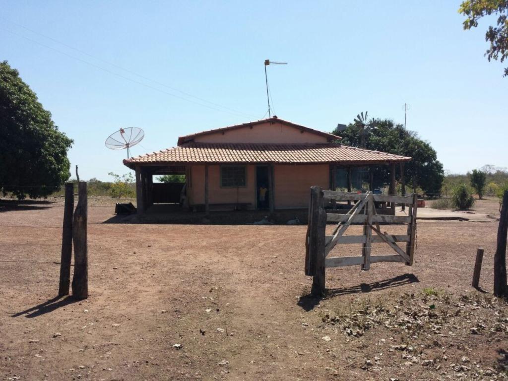 Fazenda com 2 dormitórios à venda, 14000000 m² por R$ 4.500.000,00 - Zona Rural - Paranã/TO