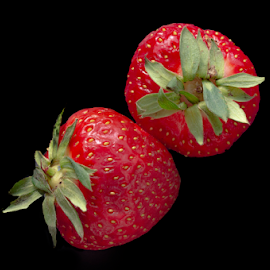Time for Strawberrys by Anitta Lieko - Food & Drink Fruits & Vegetables ( red, fruit, strawberry, summer )