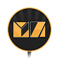 App Material Faded CM13 - Gold APK for Kindle