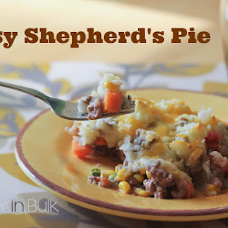 Easy Shepherds Pie #CansGetYouCooking