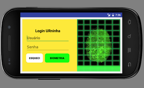 URninha - screenshot