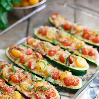 Healthy Zucchini Appetizers Recipes