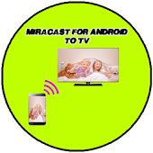 Miracast For Android To TV Icon