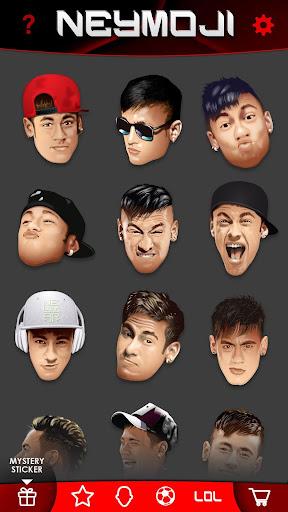 Neymoji -Official Neymar Emoji For PC