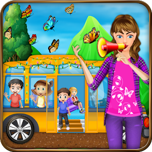 School Trip 2 kids games