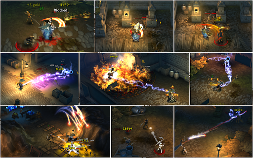 Eternium (Mod) Apk - Cuộc chiến của các pháp sư