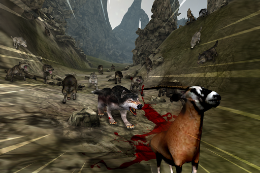 Life Of Wolf 2014 FREE screenshot 4