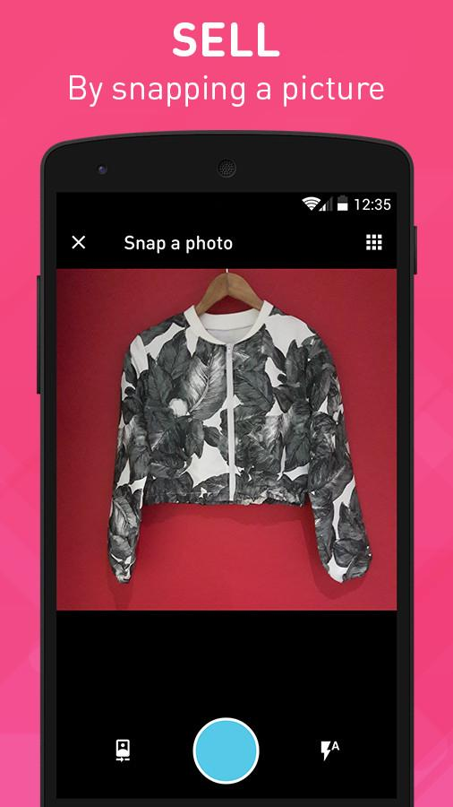 Shedd - Buy and Sell Fashion Screenshot 0