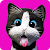 Daily Kitten : virtual cat pet file APK Free for PC, smart TV Download