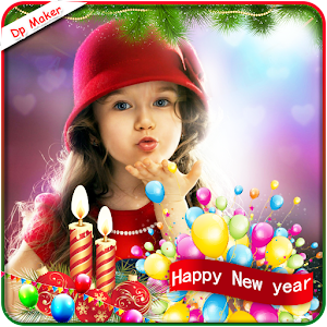 Download New Year Dp maker for Windows Phone