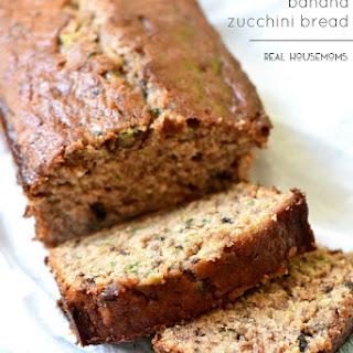 Zucchini Banana Nut Bread Recipes
