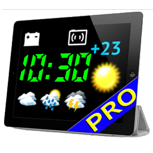Weather Night Dock PRO For PC / Windows 7/8/10 / Mac – Free Download