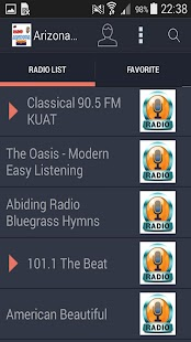 Arizona Radio Stations - screenshot
