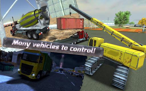 Construction Sim 2017 screenshot 5