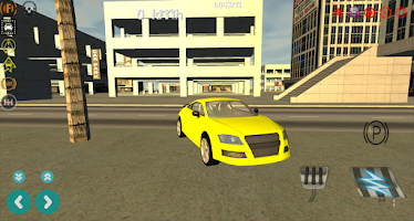 Screenshot of Car Drifting Simulator 3D